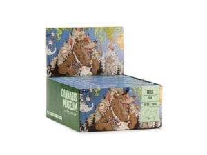Cannabis Museum Rolling Papers - Bear