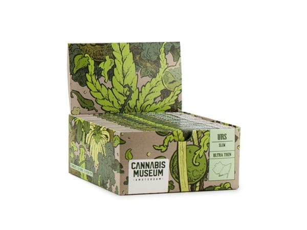 Cannabis Museum Rolling Papers - Plant
