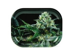 Cannabis Flower Small Rolling Tray